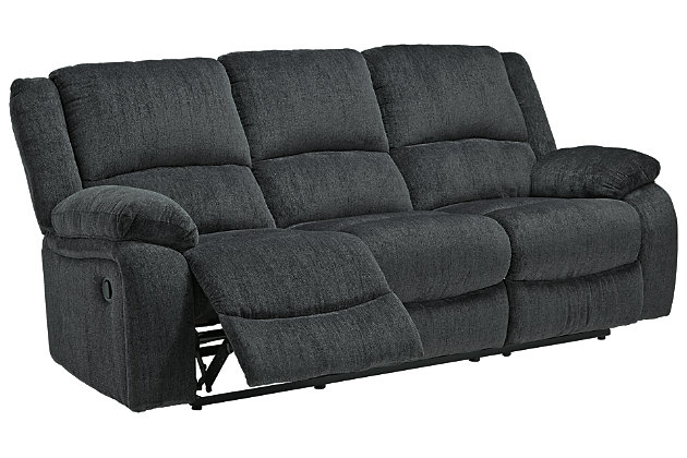 Draycoll Reclining Sofa, , large