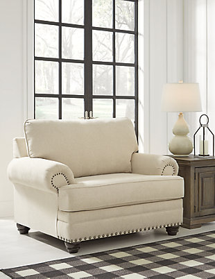 Harrietson Oversized Chair, , large