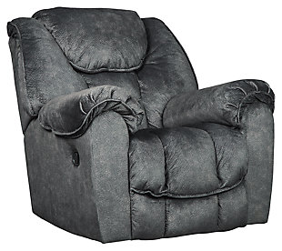 Capehorn Recliner, Granite, large
