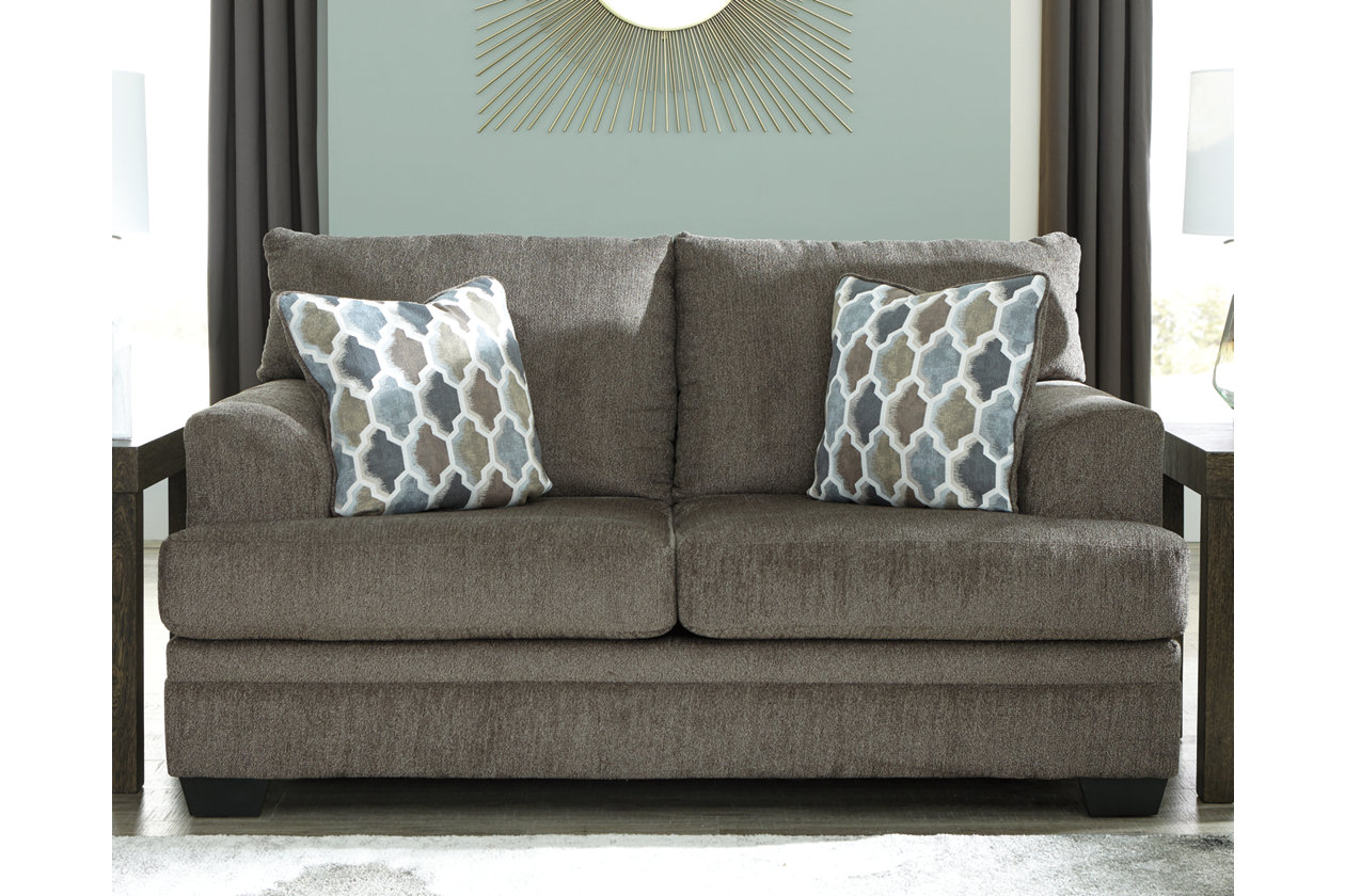 Marvelous Dorsten Loveseat Ashley Furniture Homestore Machost Co Dining Chair Design Ideas Machostcouk