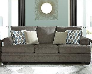 Dorsten Sofa, Slate, rollover