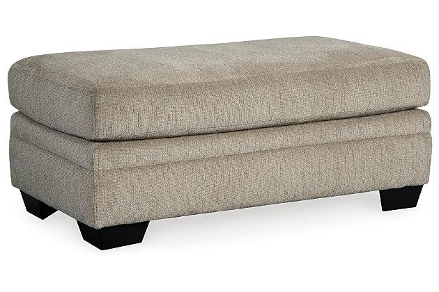 Dorsten Ottoman Ashley Furniture Homestore