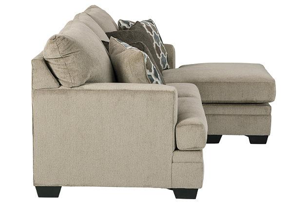 Dorsten Sofa Chaise, Sisal, large