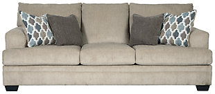 Dorsten Queen Sofa Sleeper, Sisal, large