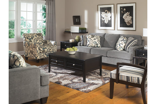 Yvette Loveseat, , large