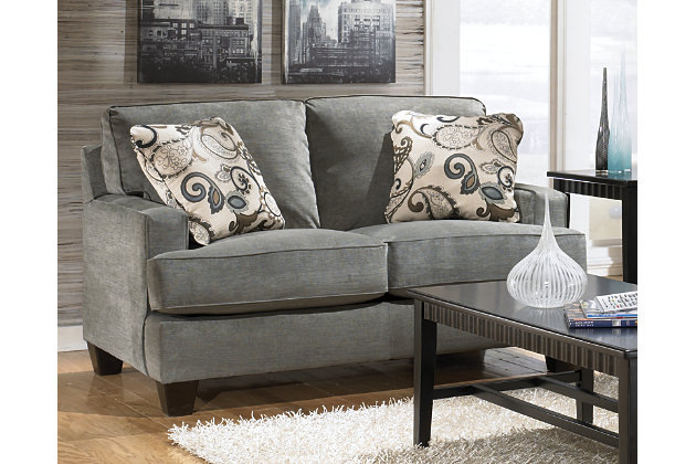Exceptionnel Yvette Loveseat, , Large ...