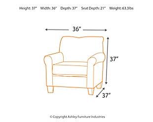 Makonnen Chair, , large
