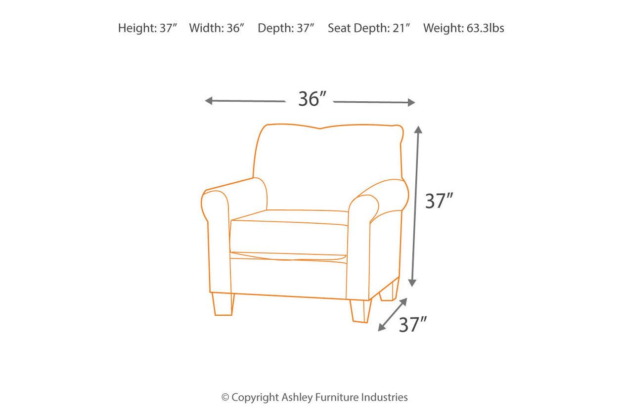 Stupendous Makonnen Chair Ashley Furniture Homestore Short Links Chair Design For Home Short Linksinfo