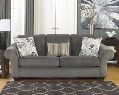 Ashley Makonnen Sofa, Charcoal