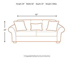 Makonnen Sofa, , large