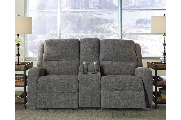 Krismen Power Reclining Loveseat Ashley Furniture Homestore