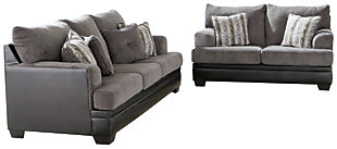 Millingar Sofa and Loveseat, , large