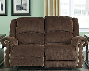Goodlow Power Reclining Loveseat, , rollover