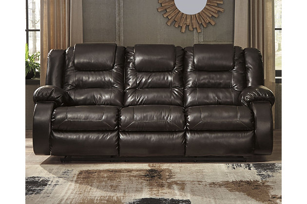 Vacherie Reclining Sofa Ashley Homestore
