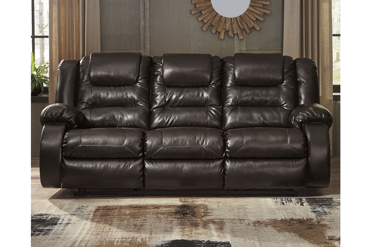 Superb Vacherie Reclining Sofa Ashley Furniture Homestore Dailytribune Chair Design For Home Dailytribuneorg