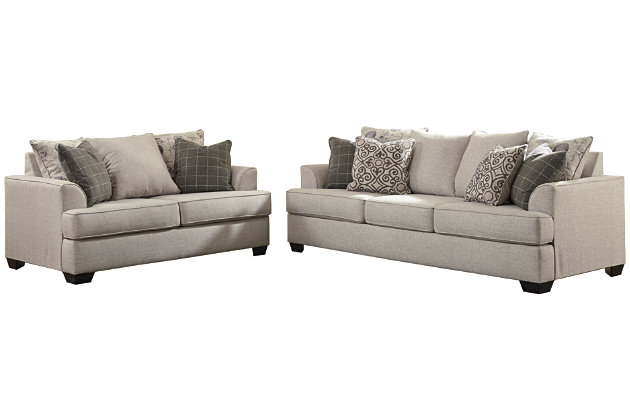 Velletri Sofa and Loveseat, , large