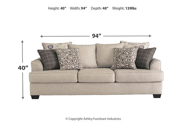 Velletri Sofa, , large