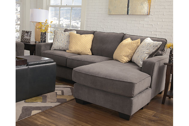 Hodan Sofa Chaise Ashley Furniture Homestore