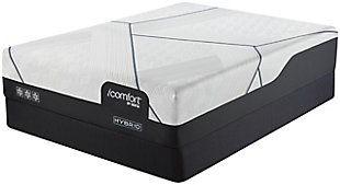 CF4000 Hybrid Firm Queen Mattress, White, large