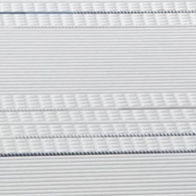 iComfort Foam CF3000 Plush Twin XL Mattress, White/Gray, large