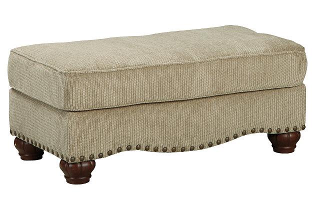 Alma Bay Ottoman Ashley Furniture Homestore