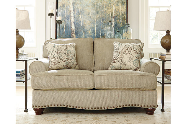 Genial Alma Bay Loveseat, , Large ...