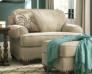 Alma Bay Oversized Chair, , Large ...
