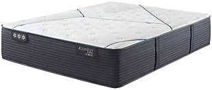iComfort CF3000 Quilted Hybrid Medium Queen Mattress, White/Blue, large