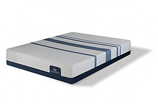 iComfort BLUE 300 Queen Mattress, Gray, rollover
