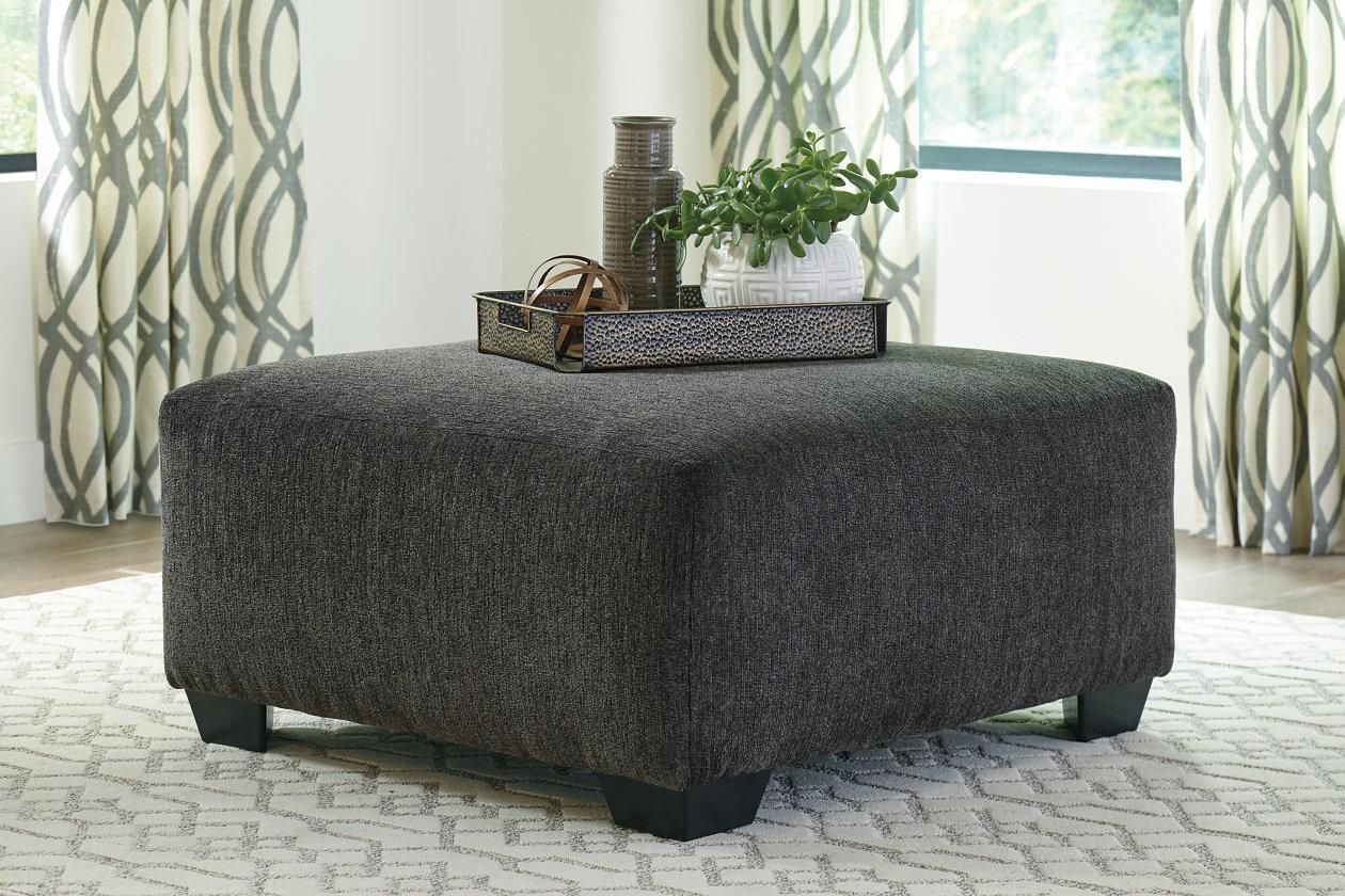 Miraculous Ballinasloe Oversized Ottoman Ashley Furniture Homestore Ibusinesslaw Wood Chair Design Ideas Ibusinesslaworg