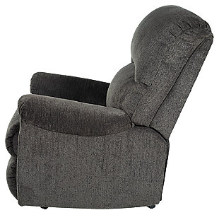 Ballinasloe Recliner, Smoke, large