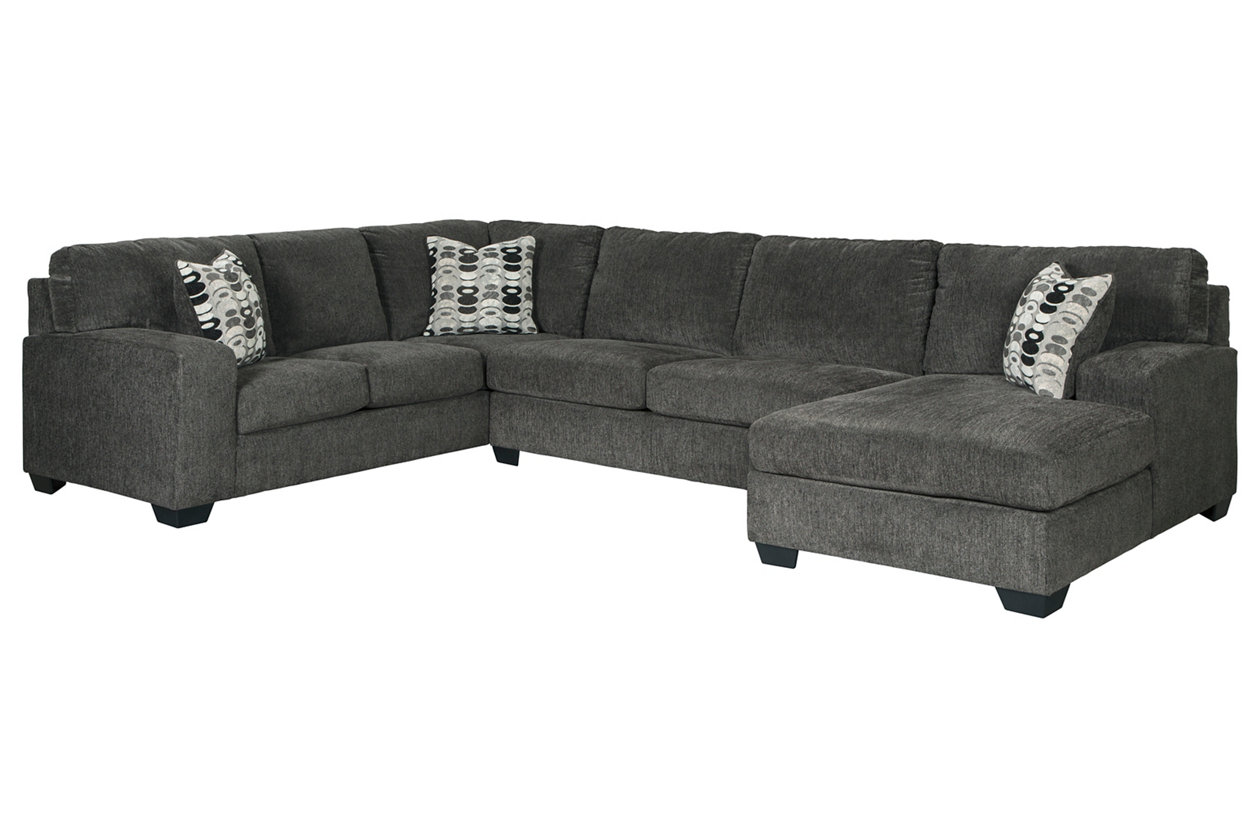 Superb Ballinasloe 3 Piece Sectional With Chaise Ashley Furniture Ibusinesslaw Wood Chair Design Ideas Ibusinesslaworg