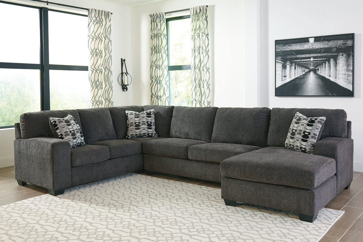 Ballinasloe 3 Piece Sectional With
