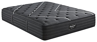 Beautyrest Black C-CLASS Medium Queen Mattress, Black, large