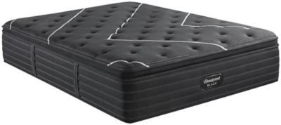 Beautyrest Black C-CLASS Pillow Top Full Mattress, Black, large