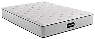 Beautyrest Dresden Plush Twin Mattress, Gray/White, large