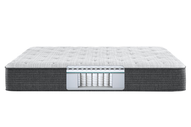Beautyrest Silver Medford Medium Twin Mattress Ashley Furniture Homestore