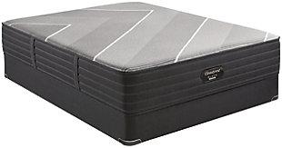 Beautyrest Black Hybrid X-Class Medium Full Mattress, Gray, rollover