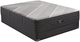 Beautyrest Black Hybrid X-Class Plush Twin XL Mattress, Gray, rollover