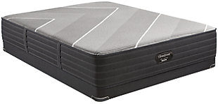 Beautyrest Black Hybrid X-Class Plush Twin XL Mattress, Gray, large