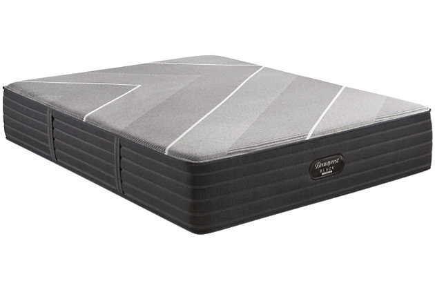 Beautyrest Black Hybrid X-Class Firm Twin XL Mattress, Gray, large