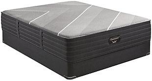 Beautyrest Black Hybrid X-Class Firm King Mattress, Gray, rollover
