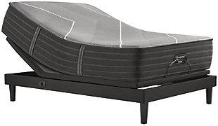 Beautyrest Black Hybrid X-Class Firm Cal King Mattress, Gray, large