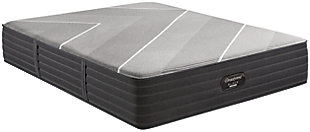 Beautyrest Black Hybrid X-Class Ultra Plush Twin XL Mattress, Gray, large
