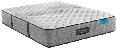 Beautyrest®Harmony Lux Carbon Series Extra Firm Twin Mattress, White, large