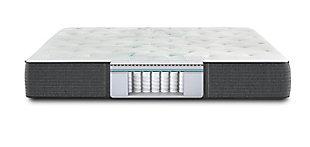 Beautyrest® Harmony Dalton Medium Firm Twin Mattress, White/Gray, large