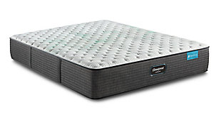Beautyrest® Harmony Seaton Extra Firm Twin Mattress, White/Gray, large