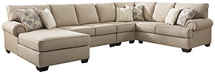 Baceno 4-Piece Sectional, , large