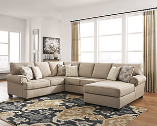 Baceno 3-Piece Sectional with Chaise, , rollover