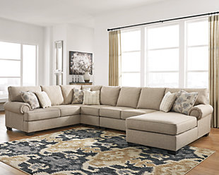 Baceno 4-Piece Sectional with Chaise, , rollover